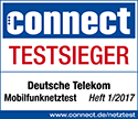 Telekom Connect Testsieger